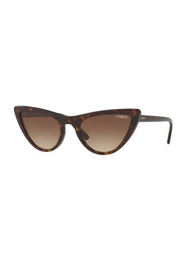 Vogue Vo 5211-S Col W65613 54-20 Bayan Güneş Gözlüğü Renkli